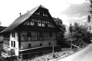 Obermühle alt